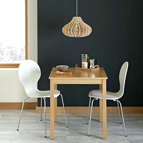 Two Seater Dining Tables Our Affordable Small Dining Table Sets For With Regard To Two Seater Dining Tables (View 13 of 25)