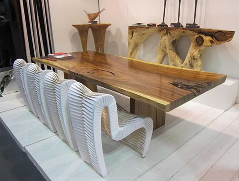 Unique Dining Room Sets – Thetastingroomnyc For Unusual Dining Tables For Sale (Photo 1 of 25)