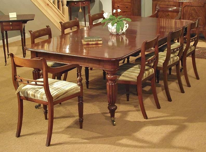 Featured Image of Mahogany Dining Tables Sets