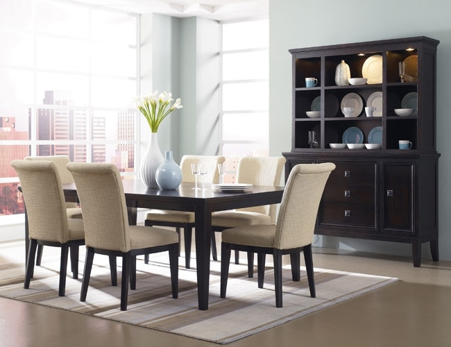 Unique Modern Dining Room Tables Ideas Within Modern Dining Room Furniture (Image 24 of 25)