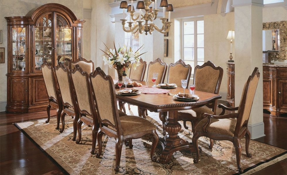 Universal Dining Room - Orange County Dining Room Furniture Marge with regard to Universal Dining Tables