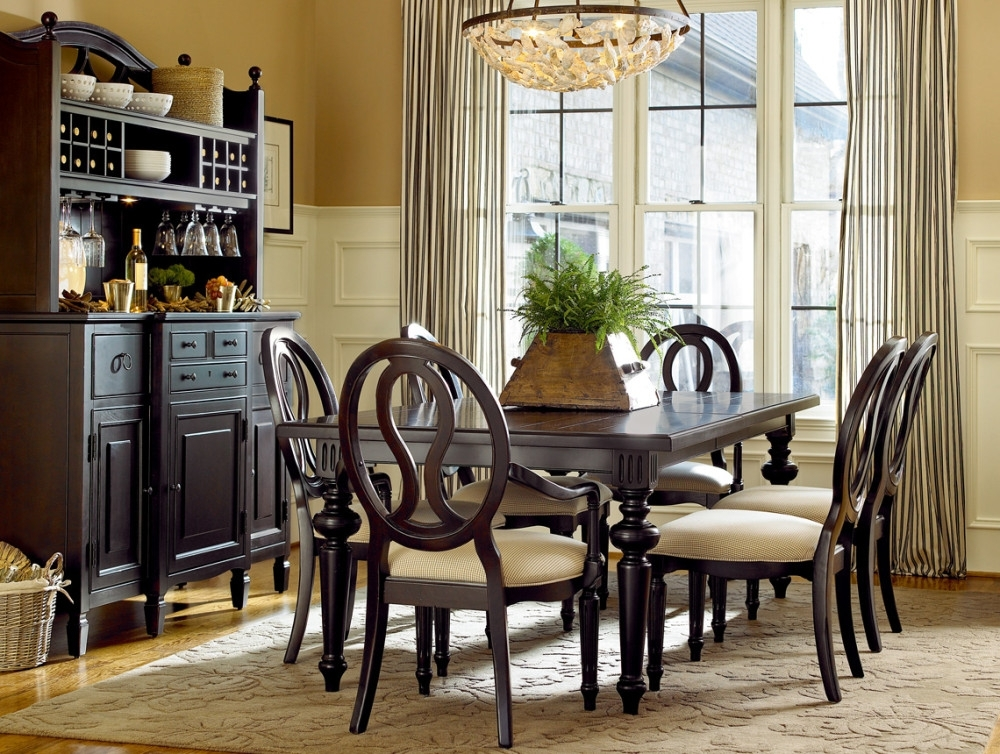 Universal Dining Room Table Chairs – Ambrose Furniture Pertaining To Universal Dining Tables (Image 25 of 25)