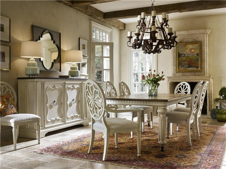 Universal Furniture | Dining Tables inside Universal Dining Tables