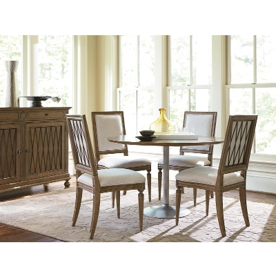 Universal Furniture Dining Tables Remix 501657 (Round) From Holley's with regard to Universal Dining Tables