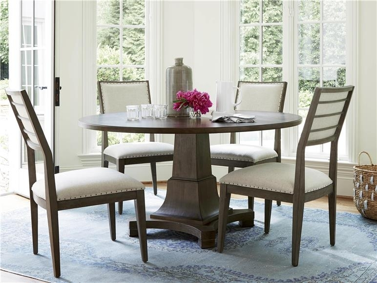 Universal Furniture | Dining Tables | Round Tables intended for Universal Dining Tables