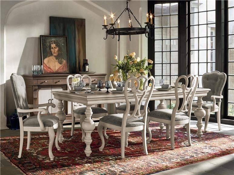 Universal Furniture | Elan | Elan Dining Table throughout Universal Dining Tables