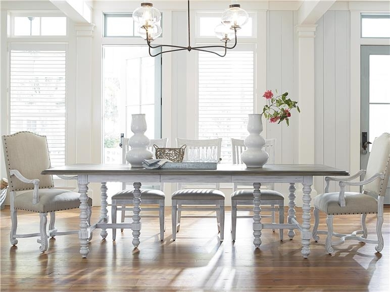 Universal Furniture For Market 6 Piece Dining Sets With Host And Side Chairs (Photo 16 of 25)