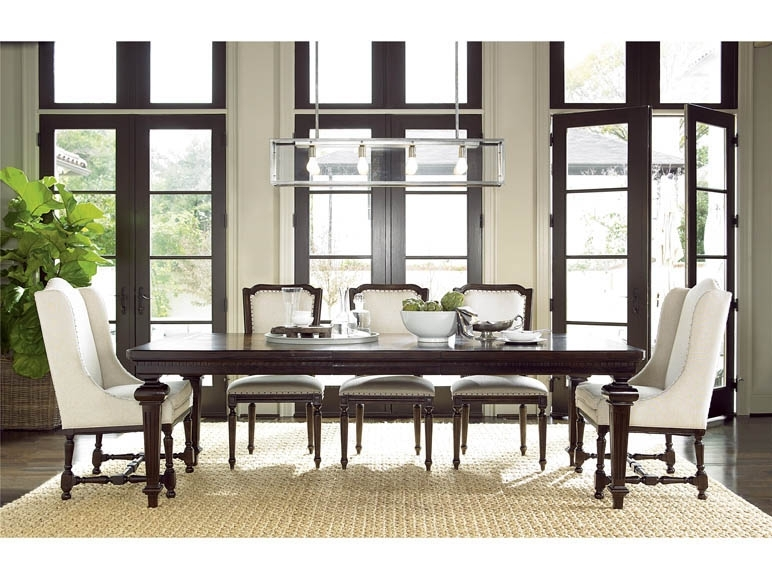Universal Furniture | Proximity | Proximity Dining Table Within Universal Dining Tables (Image 16 of 25)