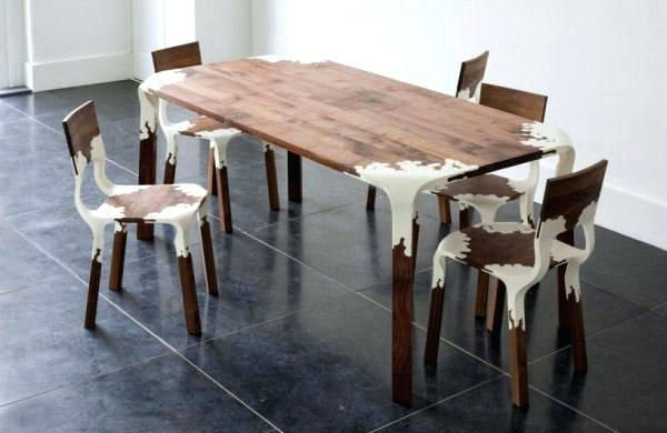 Unusual Dining Tables Unusual Dining Tables Cool Dining Room Tables With Unusual Dining Tables For Sale (View 16 of 25)