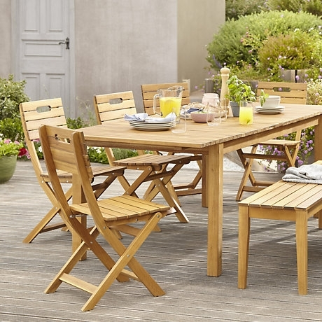 Unusual Ideas Design Garden Table And Chairs Furniture Outdoor Denia Throughout Garden Dining Tables And Chairs (Photo 3 of 25)