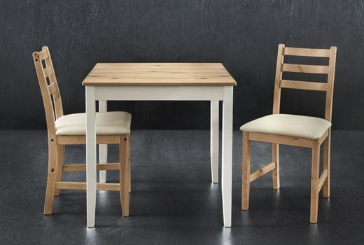 Up To 4 Seats Intended For Small Dining Tables (Photo 24 of 25)