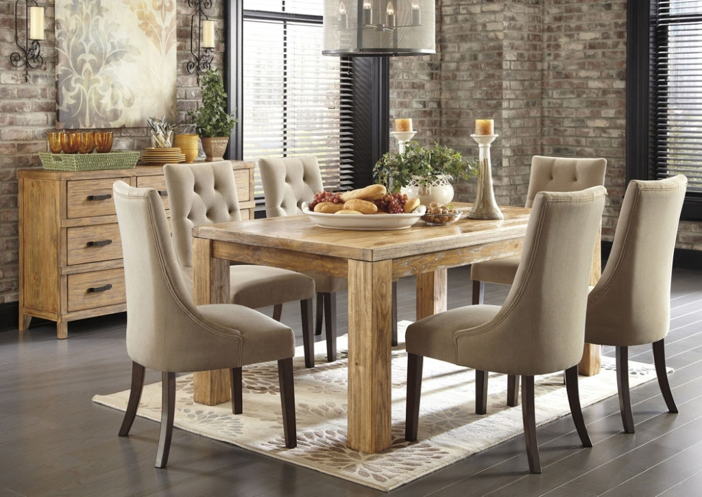 Upholstered Dining Room Chairs - Upholstered Dining Room Chairs with regard to Fabric Dining Room Chairs