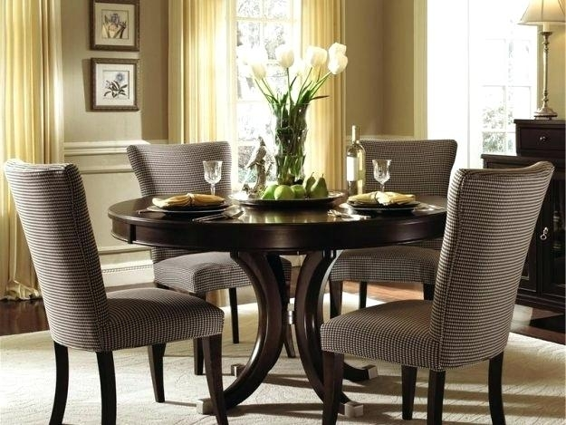 Dining Room Chair Fabric Ideas: 25 Photos Fabric Dining Room Chairs