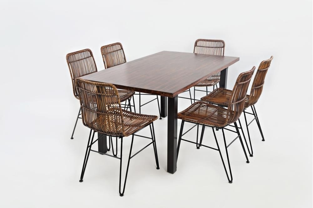 Urban Dweller Dining Table With Six Chairs In Dining Tables For Six (Photo 12 of 25)