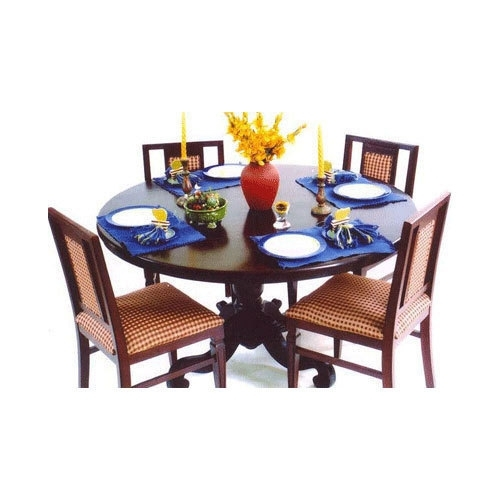 Usha Furniture Imperial Dining Table With Four Chair, Rs 72000 /unit In Imperial Dining Tables (View 13 of 25)