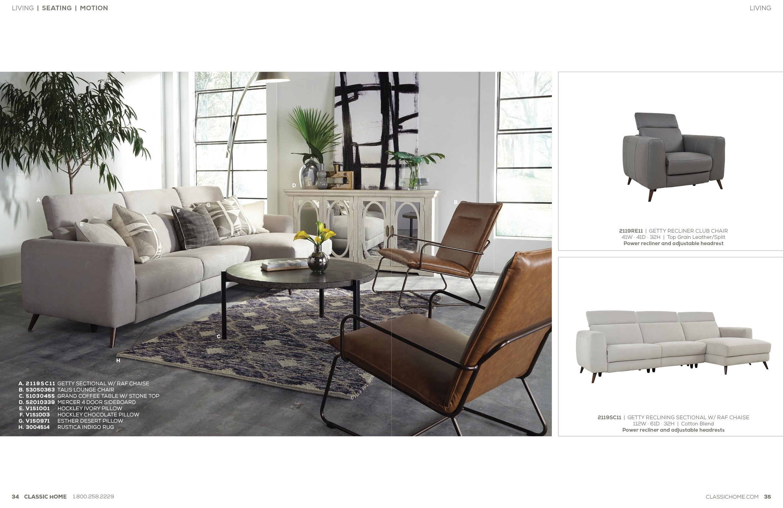 V17 Catalog Pertaining To Cosmos Grey 2 Piece Sectionals With Raf Chaise (Image 24 of 25)