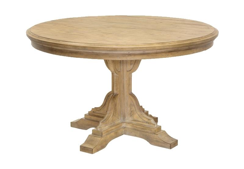 Valgomojo Baldai Round Dining Table | Dubingiai inside Round Dining Tables