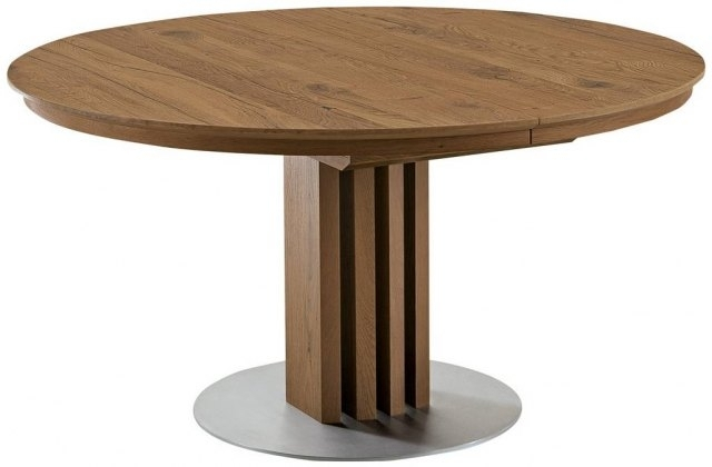 Venjakob Et204 Small Extending Dining Table - Hampton & Mcmurray for Small Extending Dining Tables