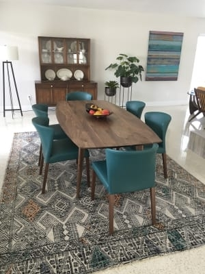 Ventura Dining Tables – Modern Dining Tables – Modern Dining Room In Rocco 8 Piece Extension Counter Sets (Image 23 of 25)