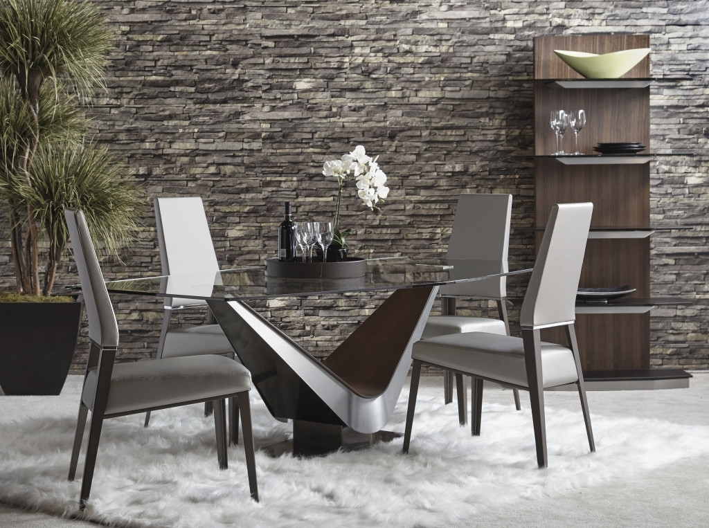 Victor – Elite Modern intended for Victor Dining Tables