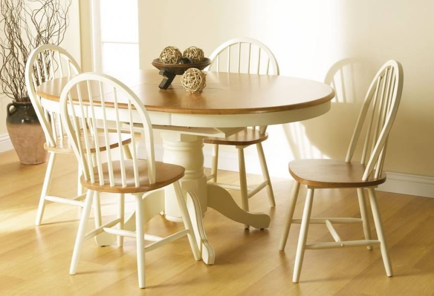 Vida Living – Cotswold Extending Dining Table With 4 Or 6 Windsor Inside Cotswold Dining Tables (Photo 2 of 25)