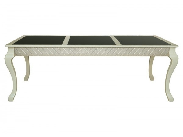Vienna Collection Dining Table throughout Vienna Dining Tables