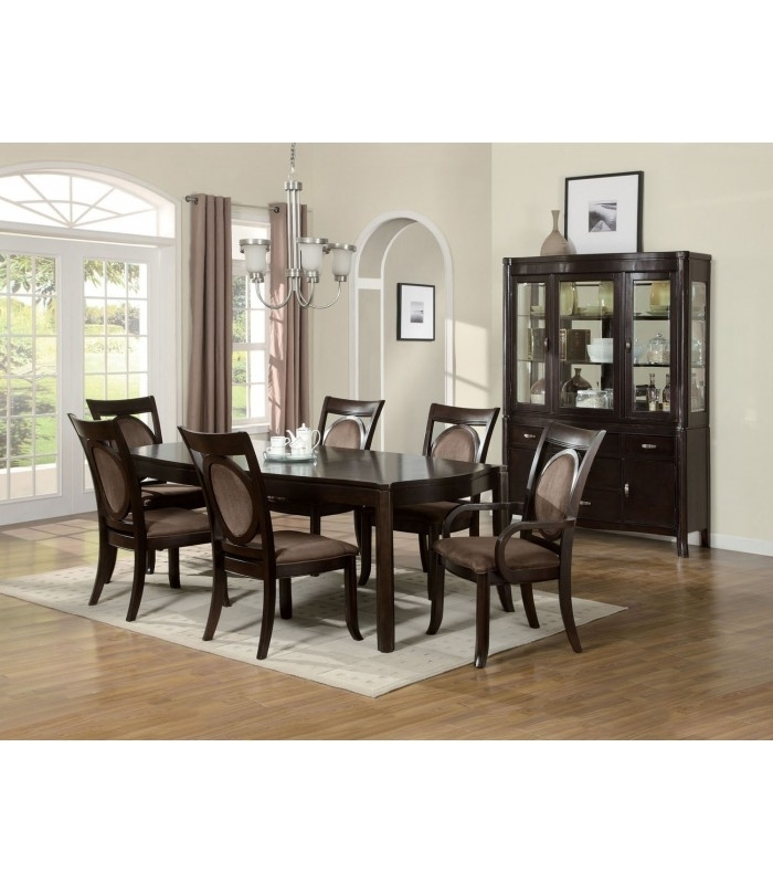 Vienna Dining Table Dining Tables,all Dining Room Furniture 08320 Acme throughout Vienna Dining Tables