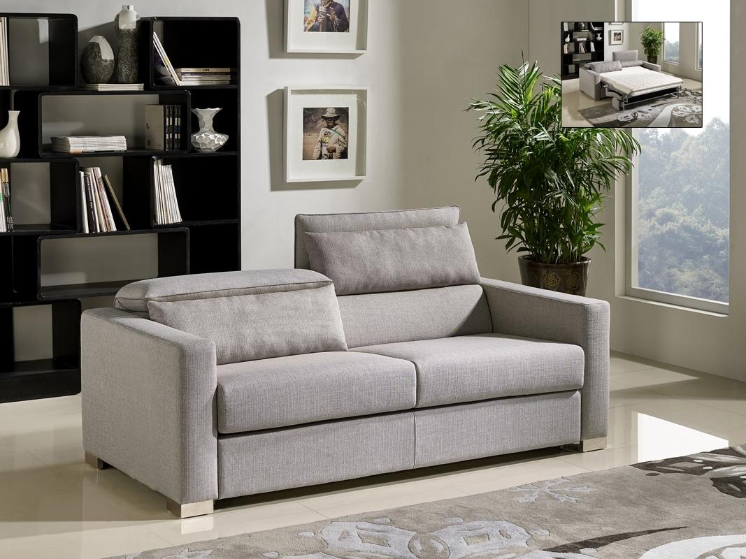 Vig Divani Casa Norfolk Grey Fabric Sofa Bed Dallas Tx | Living Room Regarding Norfolk Grey 6 Piece Sectionals (Image 24 of 25)
