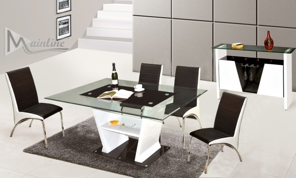 Vogue Dining Table - Dining Room in Vogue Dining Tables