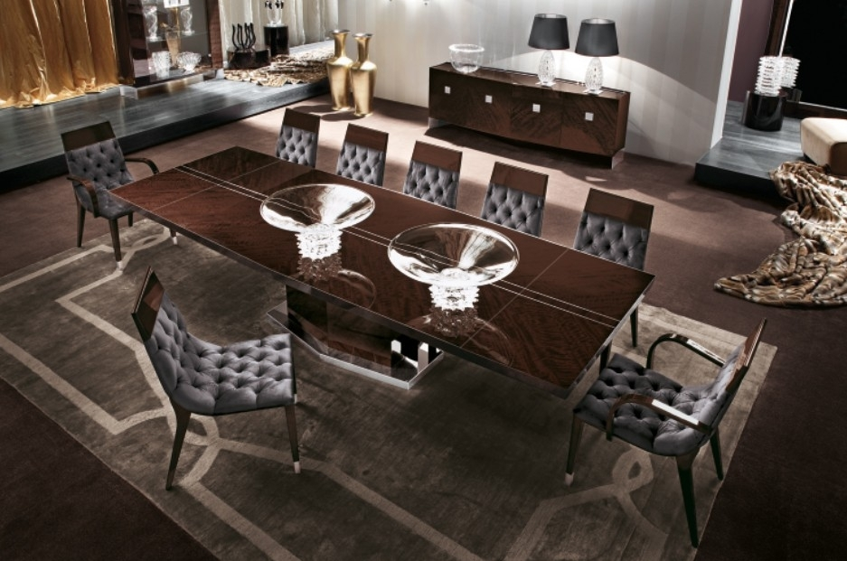 Vogue Dining Table | Dining Room Set | San Fernando Valley within Vogue Dining Tables