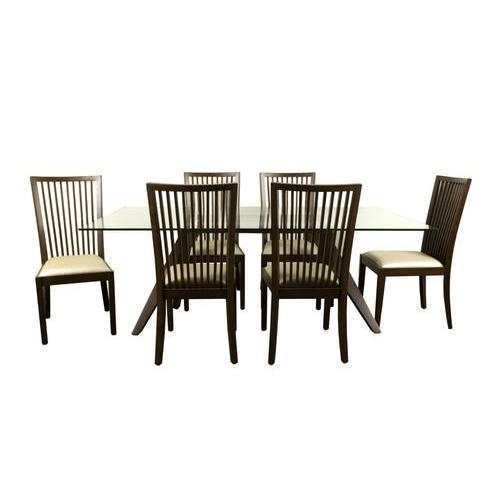 Vogue Rectangular Dining Table, Rs 18000 /set, Vogue Furniture With Vogue Dining Tables (Photo 11 of 25)