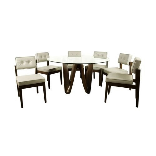 Vogue Round Dining Table, Rs 20000 /set, Vogue Furniture Company throughout Vogue Dining Tables