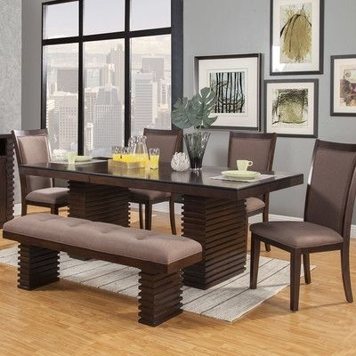 Wade Logan Loeffler 6 Pieces Dining Set | Pinterest | Products Pertaining To Logan 6 Piece Dining Sets (Image 22 of 25)