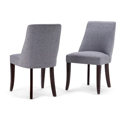 Walden 7 Piece Dining Set – Grey – Simpli Home | Products For Walden 7 Piece Extension Dining Sets (Image 25 of 25)
