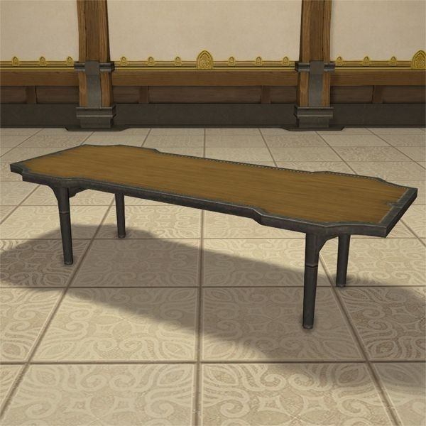 Walnut Dining Table Ffxiv Housing – Table Regarding Walnut Dining Tables (View 22 of 25)