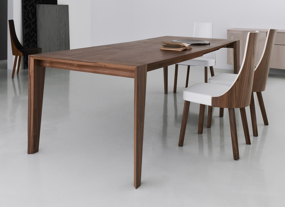Walnut Dining Table For The Dining Room – Blogbeen With Walnut Dining Tables (Image 22 of 25)
