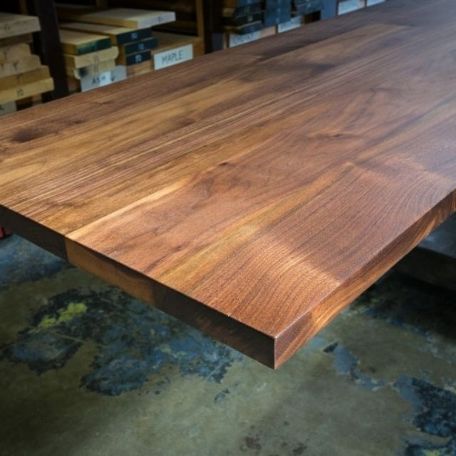 Walnut Dining Tables | Custommade Within Walnut Dining Tables (Image 24 of 25)