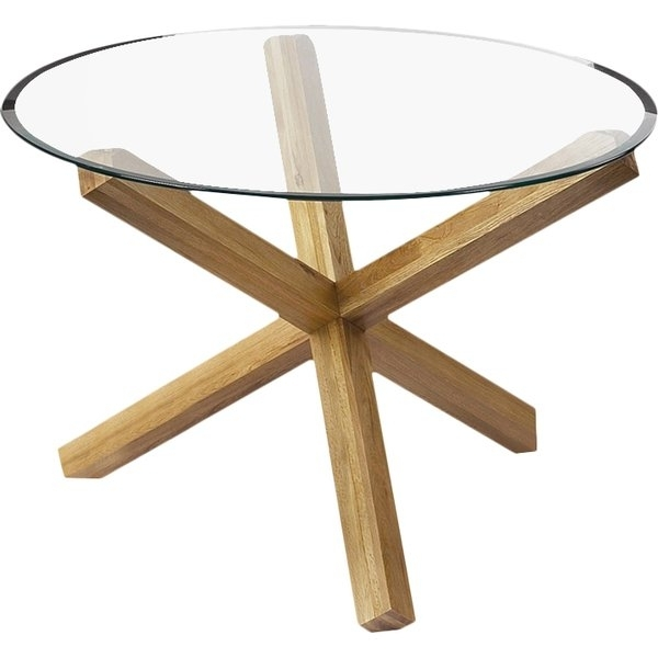 Washed Oak Dining Table | Wayfair.co (Image 23 of 25)