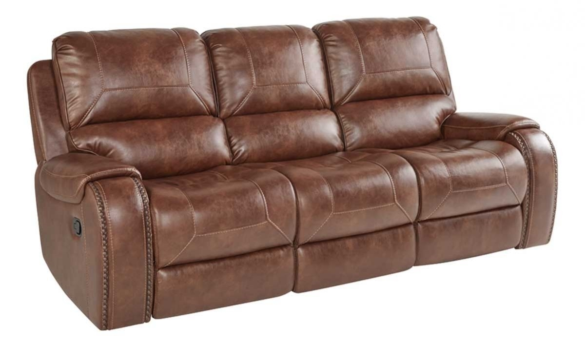 Waylon Reclining Sofa | Badcock &more With Regard To Waylon 3 Piece Power Reclining Sectionals (Image 24 of 25)
