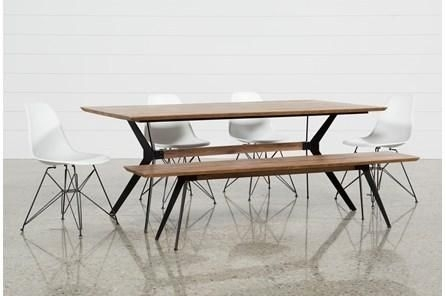Weaver Dining Table | Firma | Pinterest | Dining Room, Dining Set Throughout Weaver Ii Dining Tables (View 3 of 25)