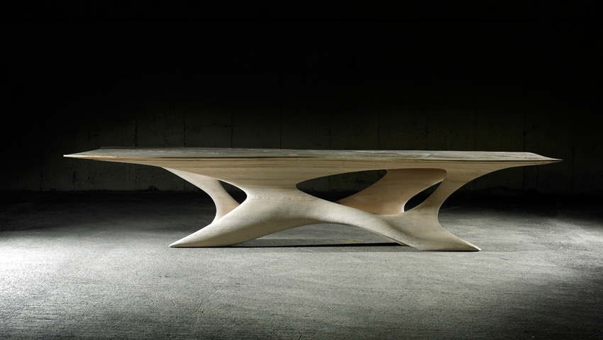 Welcome To The Joseph Walsh Studios In Cork Ireland Pertaining To Cork Dining Tables (Image 25 of 25)