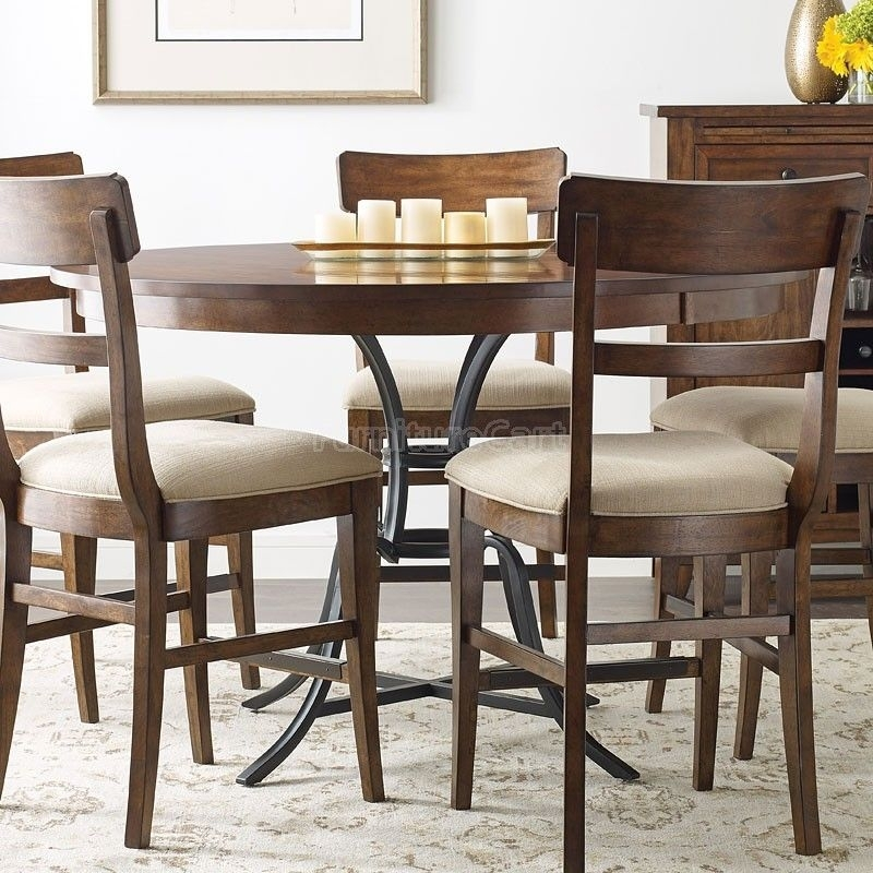 Weston Home Farmhouse Dining Chair With Cross Back (Set Of Throughout Carly 3 Piece Triangle Dining Sets (Image 23 of 25)