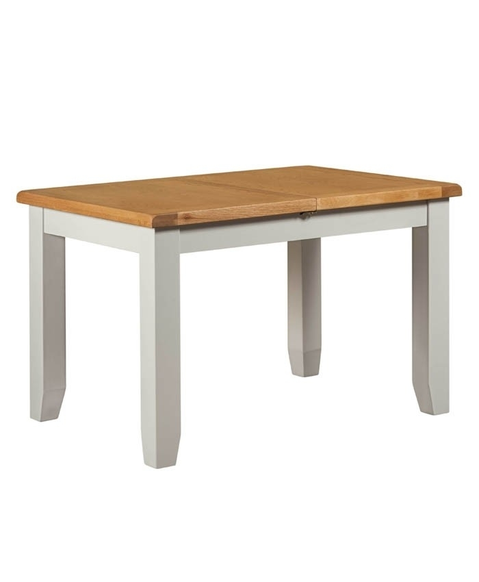 Wexford Grey Small Extending Dining Table – Brand Interiors With Small Extending Dining Tables And Chairs (View 24 of 25)