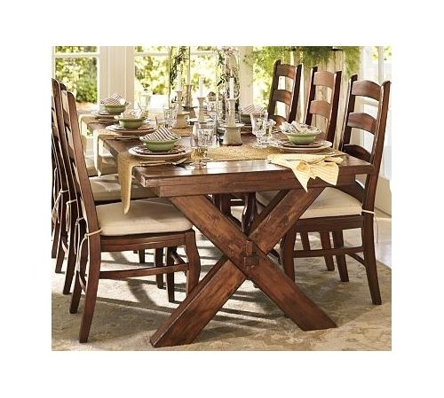 What Chairs Are Those With The Toscana Dining Table? Pertaining To Toscana Dining Tables (View 7 of 25)