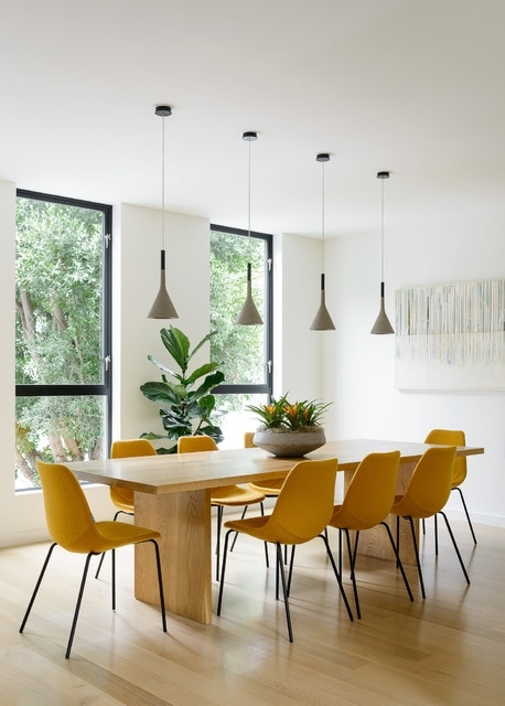 What Height Should I Hang My Light Above The Dining Room Table Within Dining Lights Above Dining Tables (Image 24 of 25)