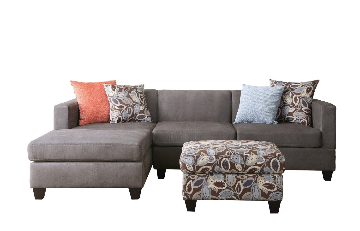 What To Know Before Buying A 3 Piece Sectional Sofa – Elites Home Decor With Regard To Cosmos Grey 2 Piece Sectionals With Laf Chaise (Image 24 of 25)