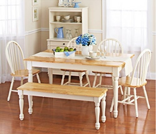 Which Kitchen Dining Table Sets Should Be Bought? – Home Decor Ideas For Country Dining Tables (Image 24 of 25)