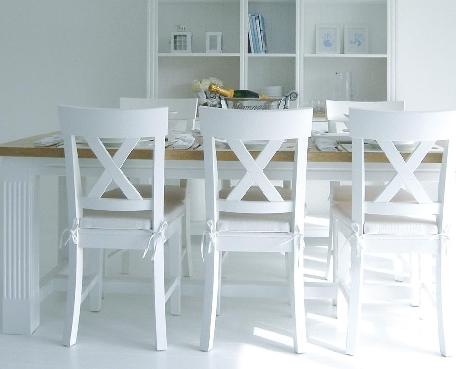 White Dining Chairs: Look For White Dining Chairs At Macys | Dining Regarding White Dining Chairs (View 18 of 25)