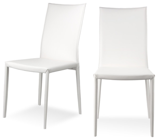 White Dining Room Chairs Lounge Product Modern In Chair Design With Regard To White Dining Chairs (Image 25 of 25)