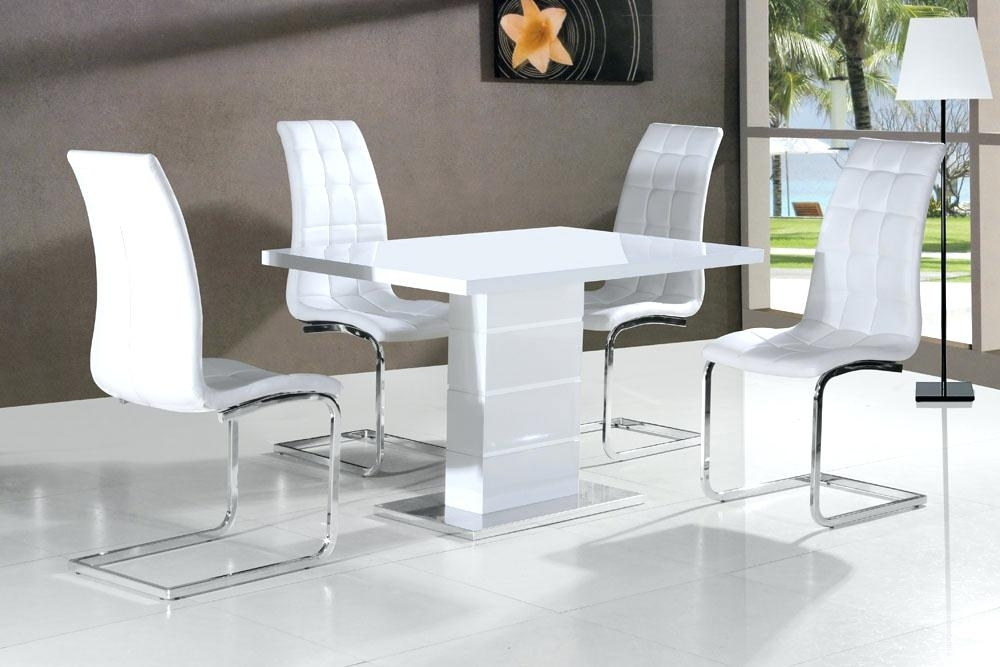 White High Gloss Dining Table Cheap And Chairs – Yourlegacy Regarding White High Gloss Dining Tables And Chairs (Image 23 of 25)